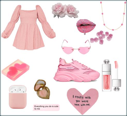 pink dress challenge