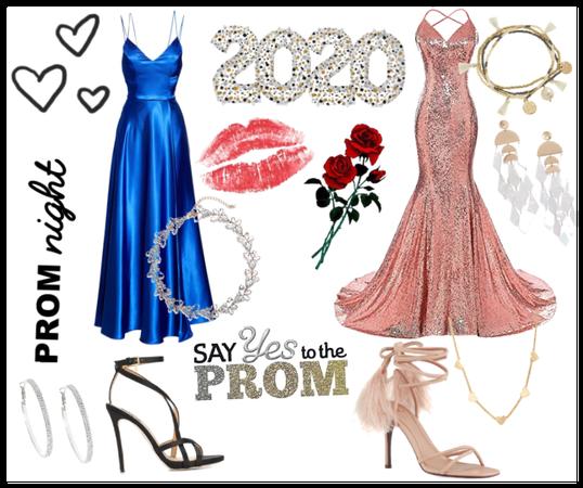 Pretty prom