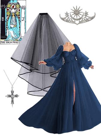 Tarot Card Challenge: II The High Priestess