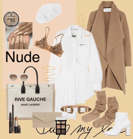 Nude morning