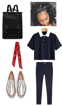 School Uniform Style
