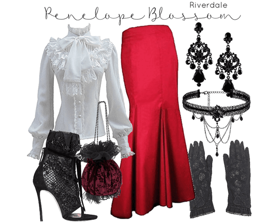 Penélope Blossom Riverdale