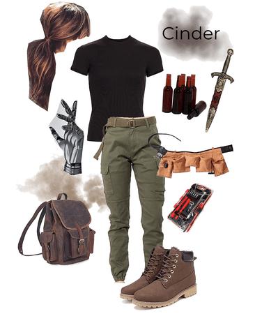 Cinder - TLC