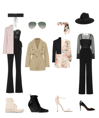multiple styles