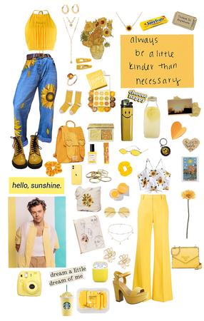 Sunflower Vol 6 Harry Styles