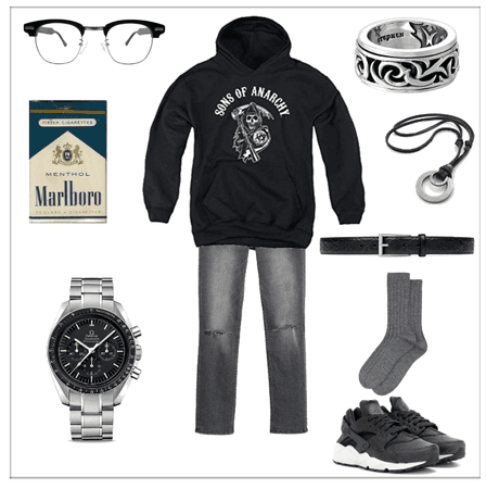 Sons of Anarchy Fan Outfits
