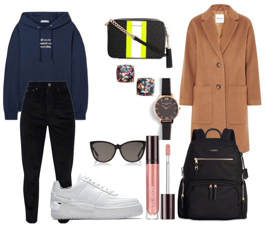 Airport Winter Outfit