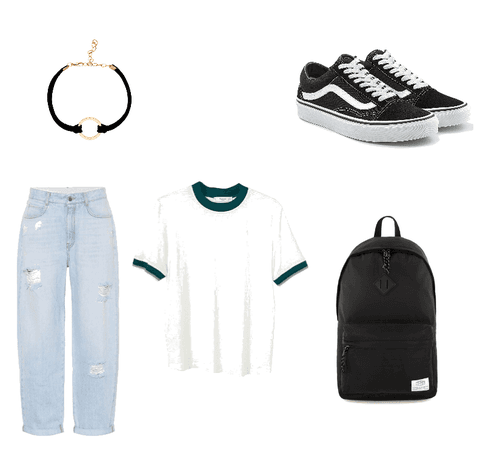 Back To School casual