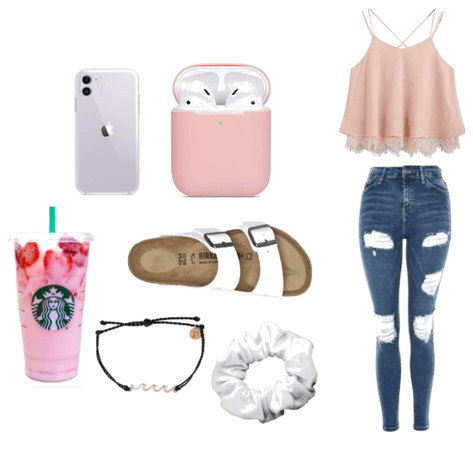 VSCO girl outfits