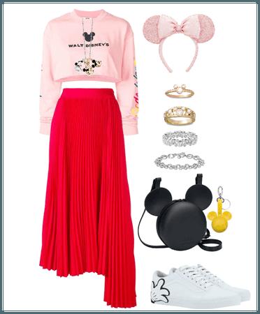 Dahlia #26. ( Mickey Mouse's 90th Birthday. )