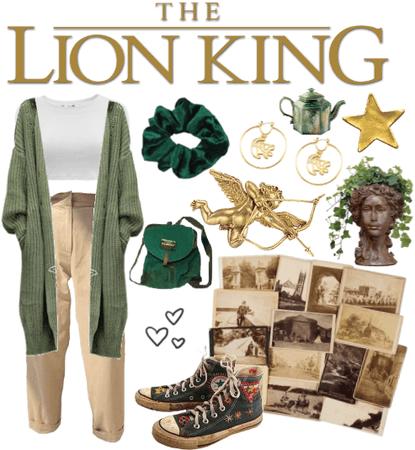 lion king xoxo