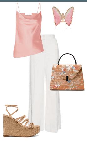 kimono silk bag