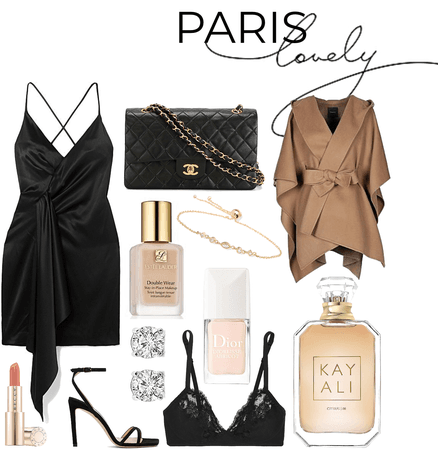 Paris Date Night