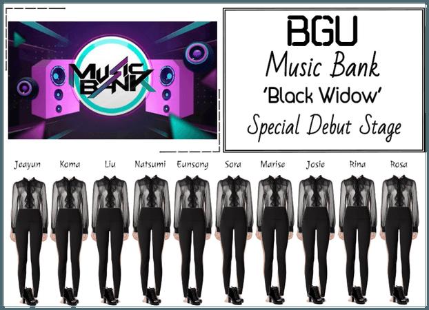 BGU Music Bank 'Black Widow' Special Stage