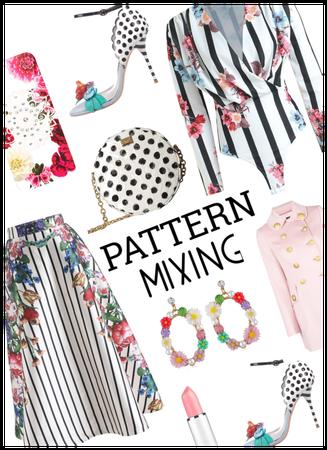 Polka Dot,Stripes,& Florals Oh My!