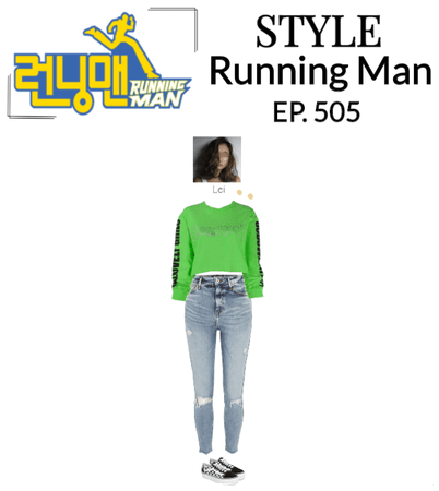 STYLE Running Man