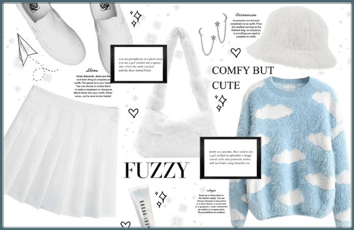 Fuzzy Textures