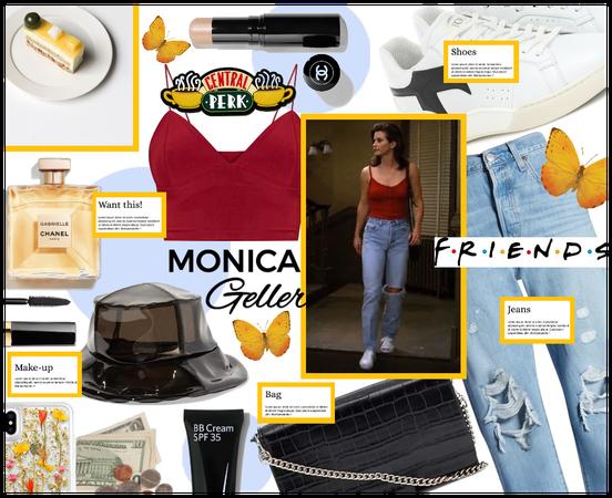 Monica Geller Outfit
