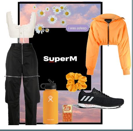 JOPPING - SUPER M LUCAS