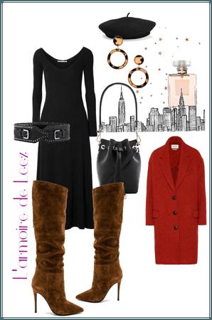Outfit hiver leez