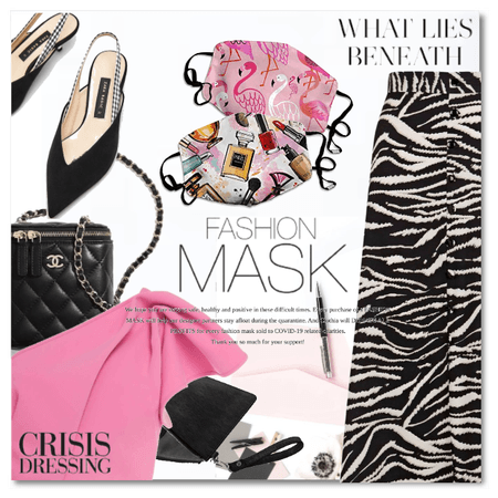 Style your Mask: What lies beneath