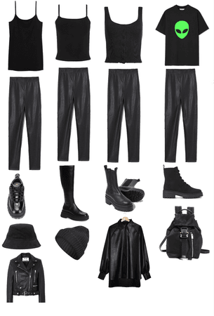 Capricorn outfits 1