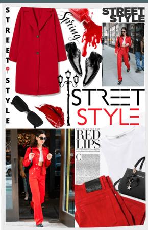 | For Spring Street Style Challenge| REDDD |