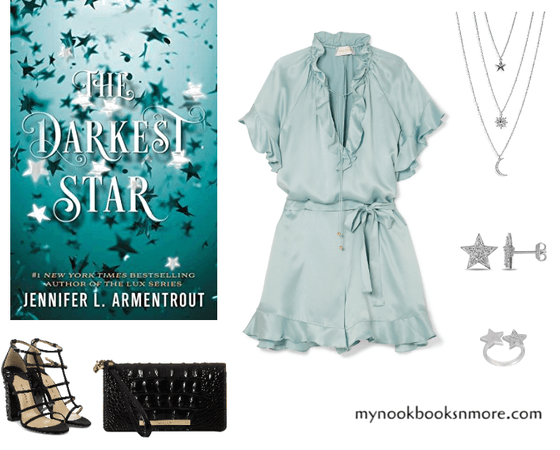 The Darkest Star Book Looks