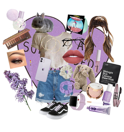 lilac with style