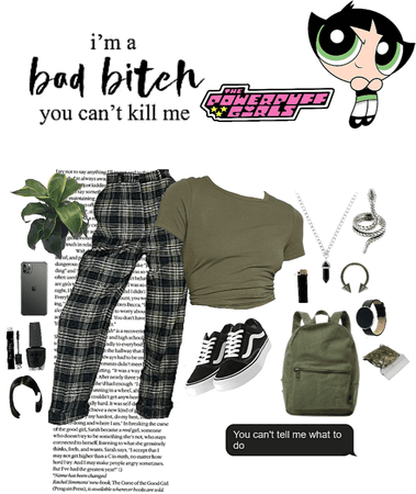 BUTTERCUP - POWERPUFFGIRLS