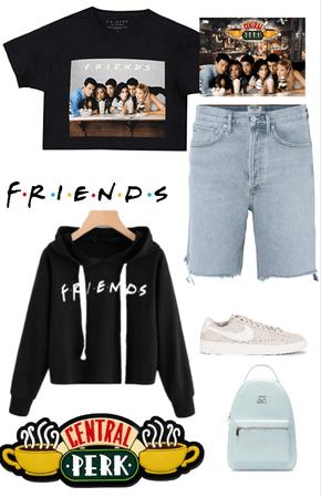 friends fandom