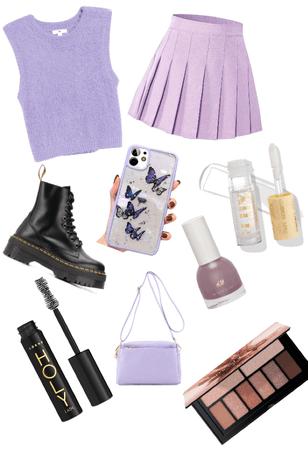 Purple Girly