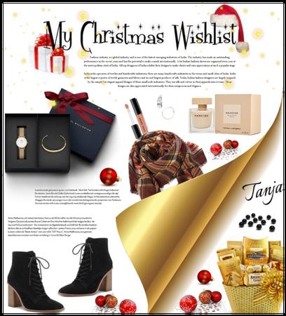 My Christmas Wishlist