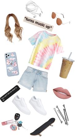 Teenage Girl(Summer)