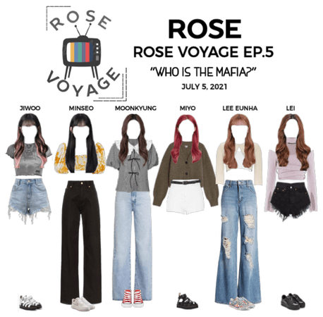 {RoSE} ROSE VOYAGE S.7
