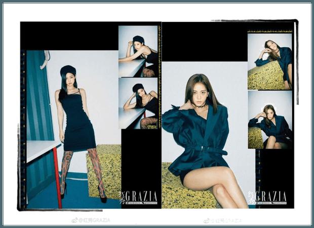 Yiyeon and somi for grazia magazine.8/14/20
