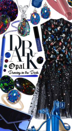 October Opal - Dancing in the Dark