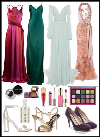 Formal/glam looks