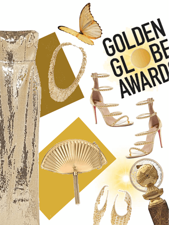 Red Carpet Style: Golden Globe Awards