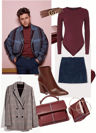 Handsome Niall Horan style steal