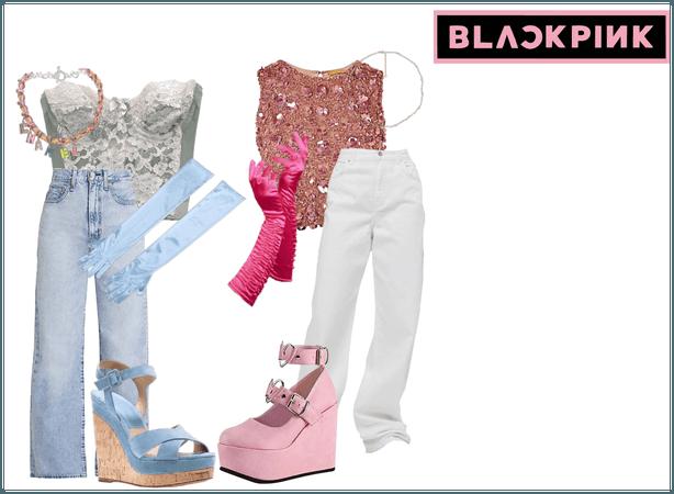 blackpink comeback concept