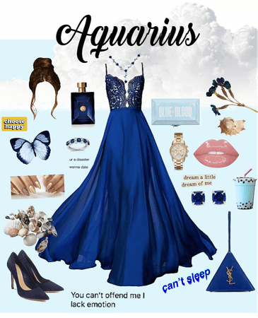 Alluring Aquarius