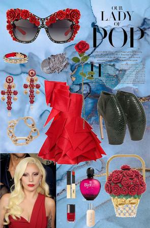 Roses are Red, Gaga is Gaga