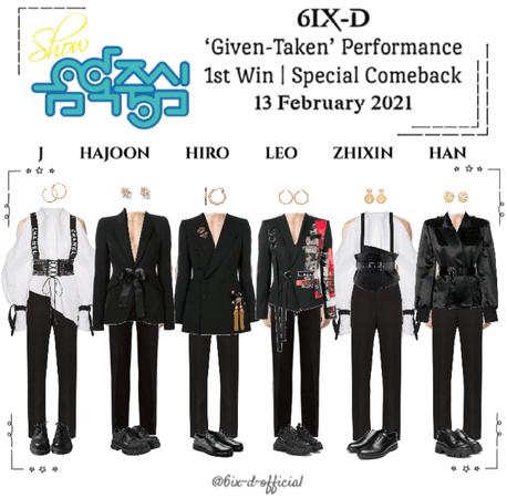 6IX-D [식스디] Show! Music Core 210213