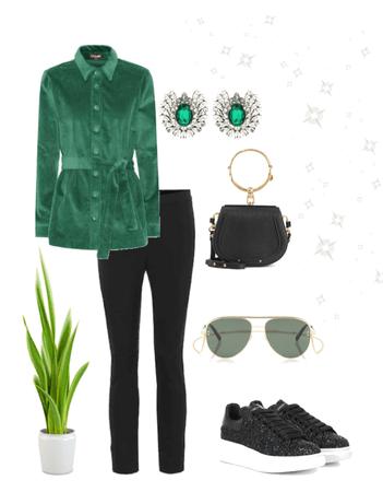 Chic Green