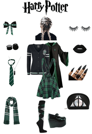 Slytherin-Goth