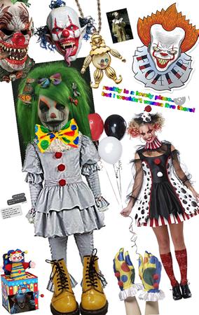 just a clown 🤡 xox