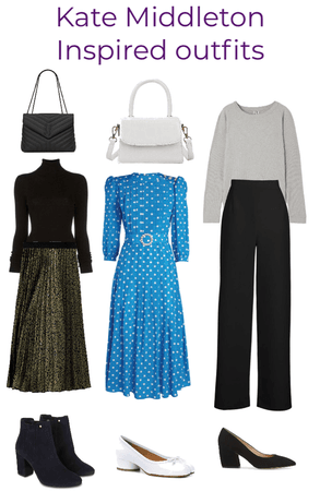 Kate Middleton Inspired outfits