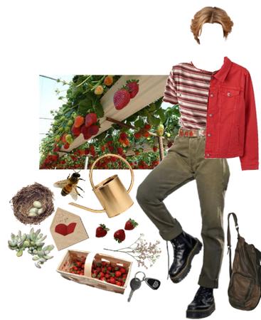 berry boy 🍓