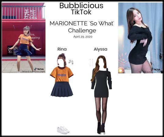 Bubblicious (신기한) [MAKNAE LINE] TikTok Challenge